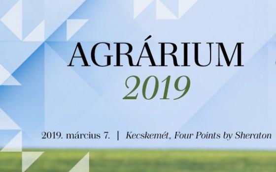 AGRÁRIUM 2019 KONFERENCIA